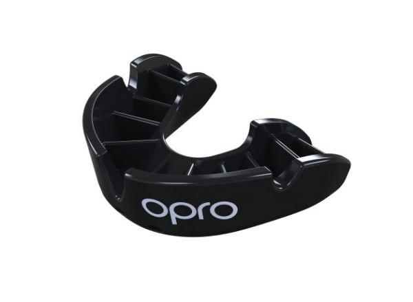 OPRO Zahnschutz Junior Bronze - Black