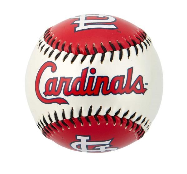 Franklin MLB Team Soft Strike® Baseballs - Cardinals