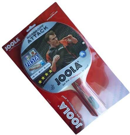 """Tischtennis Schläger """"Joola Rosskopf Attack"""", 53133"""