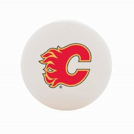 """NHL Streethockey-Ball """"Calgary Flames"""", F08"""