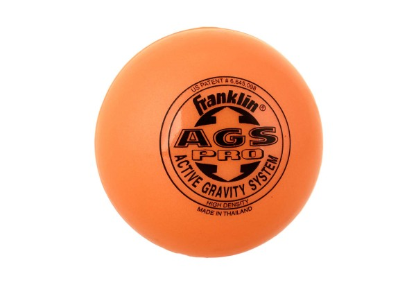 Franklin Streethockeyball AGS High Density orange