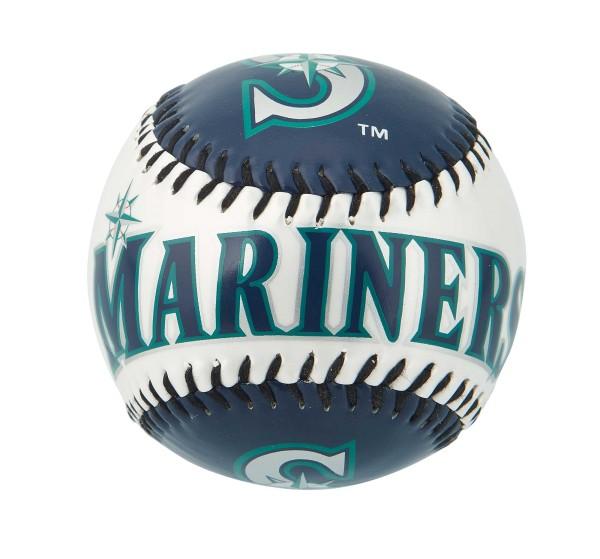 Franklin MLB Team Soft Strike® Baseballs - Mariners