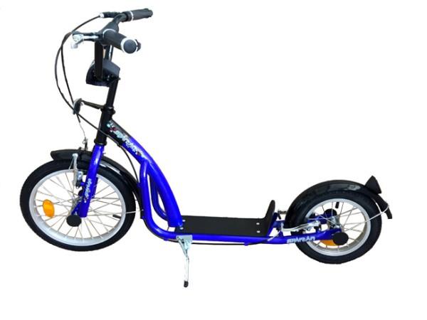Scooter 16/12 blau, 23192