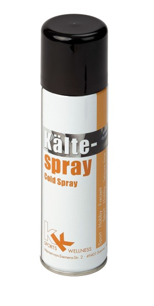 KK-Kältespray - Eisspray - Kühlspray