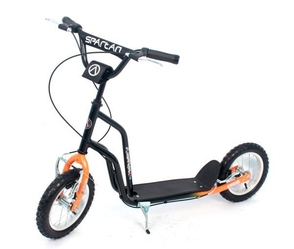 Premium Scooter 12 rot/gelb, 2312