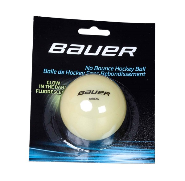 "BAUER Hockey Ball ""Glow in the dark"" (1046674)"