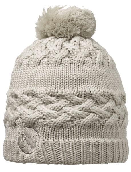 BUFF Knitted and Polar Hat Savva Cream 111005