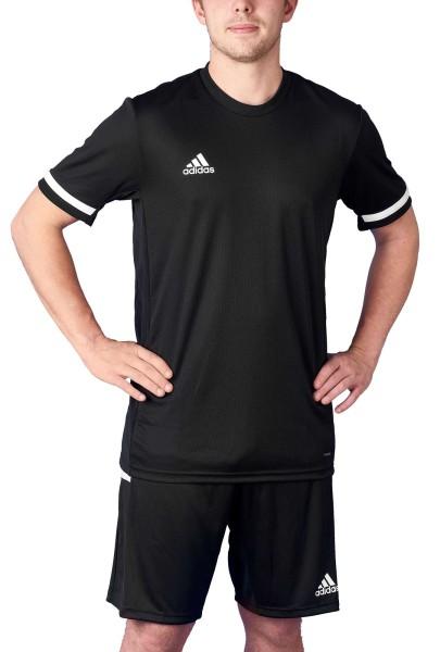 adidas T19 Shortsleeve Jersey Männer schwarz/weiß, DW6894
