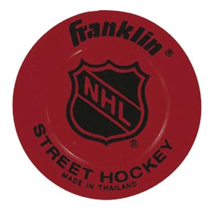 Streethockey Puck Franklin