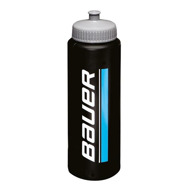 Bauer Trinkflasche schwarz 1034014