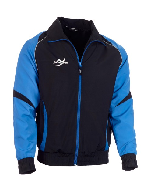 Teamwear Element C2 Jacke schwarz/blau