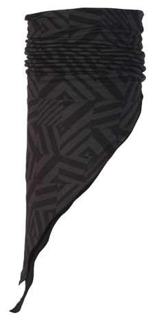 BUFF Bandana Polar OP Grey/Black 101135