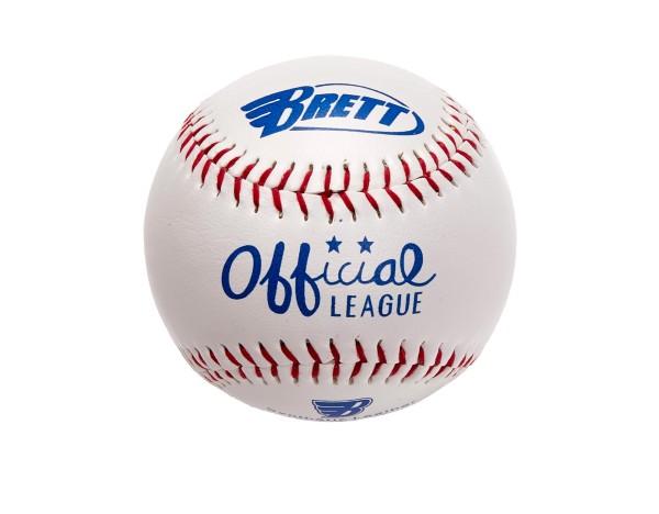 Brett Baseball aus Kunstleder mit Kork, 112902 (hart)