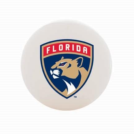 "NHL Streethockey-Ball ""Florida Panthers"", F18"