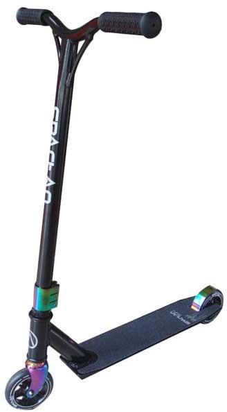 Stunt Scooter schwarz, 229402