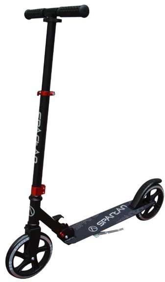 Scooter Jumbo schwarz, 2301