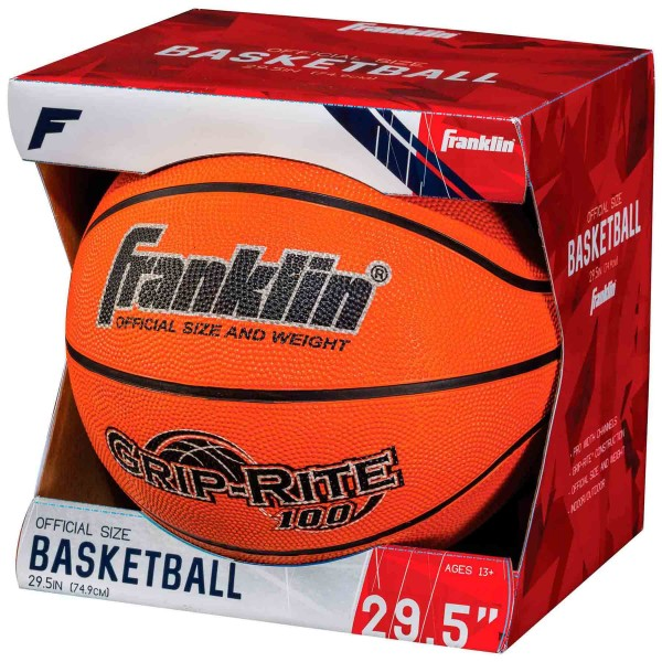 Franklin Basketball Grip-Rite® 100, Official
