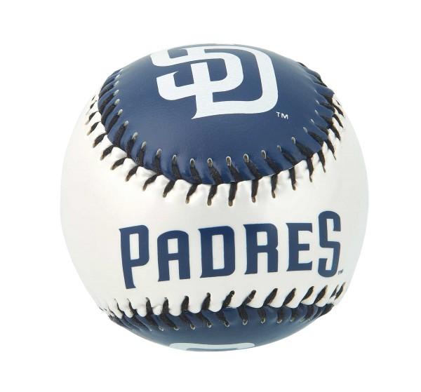 Franklin MLB Team Soft Strike® Baseballs - Padres