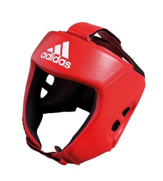 adidas Kopfschutz Amateur Boxing Headguard rot, AIBAHT