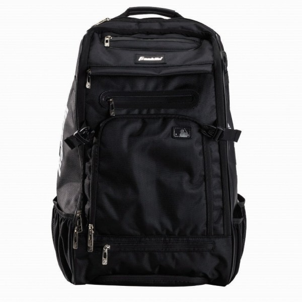 "Franklin Baseball Tasche ""Traveller Elite Chrome Bat Pack"" black"