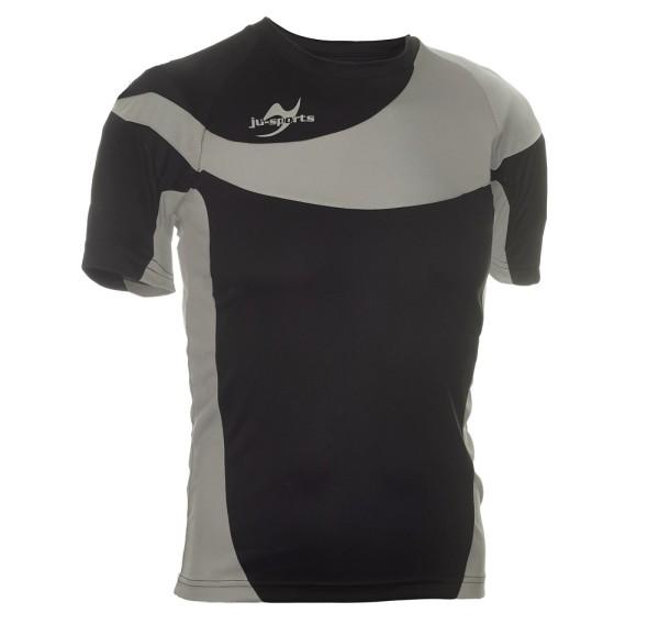 Teamwear Element C1 Shirt schwarz