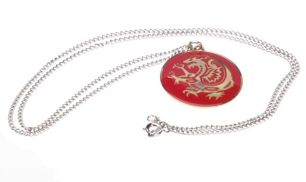Kette Drache Necklace