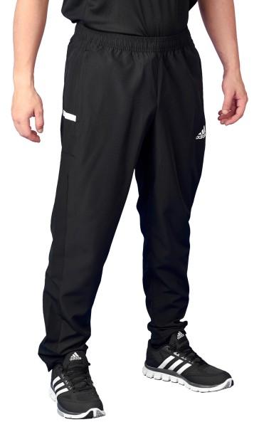 adidas T19 Woven Pants Männer schwarz/weiß, DW6869