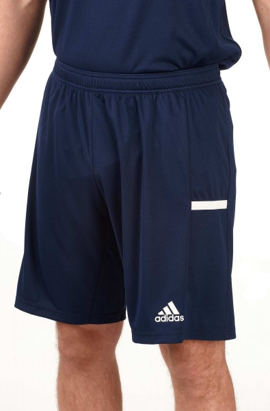 adidas T19 Knee Shorts Männer blau/weiß, DY8826