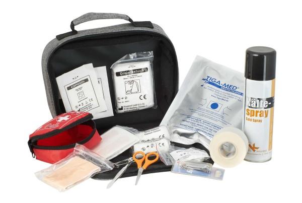 1. Hilfe Set für Trainer - First aid kit