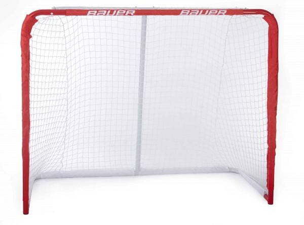 """BAUER Deluxe Rec Steel Goal 54"""" faltbar (137x112x61 cm), 1046699"""