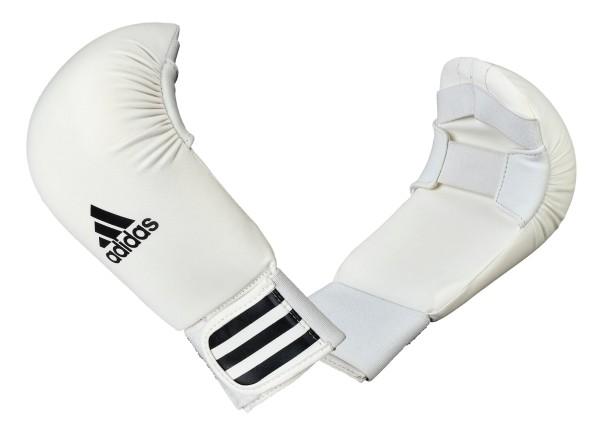"""adidas Kumite Handschuhe """"Training"""", weiß, 661.11"""