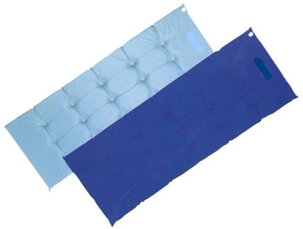Self Inflatable Mat (selbst aufblasbar) blau, 11107