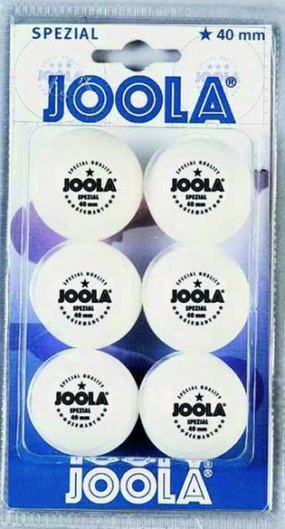 """Tischtennis Bälle 6er Pack """"Joola Special orange"""", 44160"""
