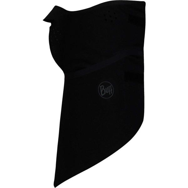BUFF Windproof Bandana solid black 118195