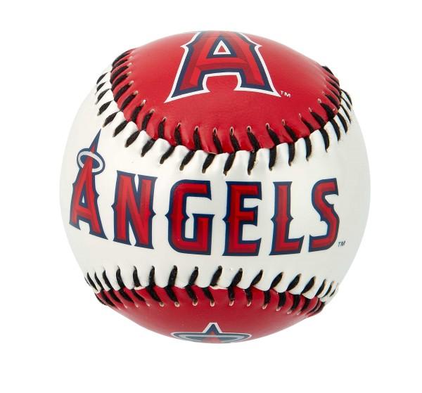 Franklin MLB Team Soft Strike® Baseballs - Angels
