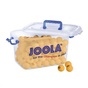 """Tischtennis Bälle """"JOOLA Training orange 144 Stück"""", 44285"""
