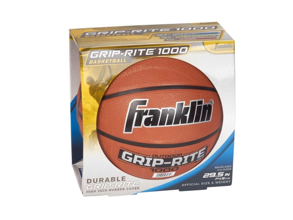 Franklin Basketball Grip-Rite® 1000, Official