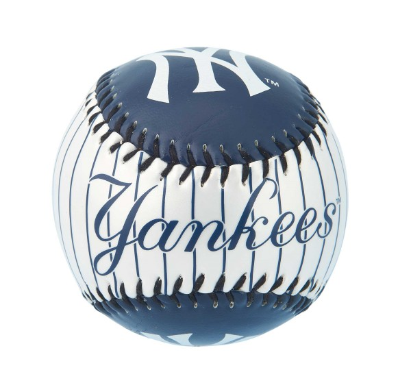 Franklin MLB Team Soft Strike® Baseballs - Yankees