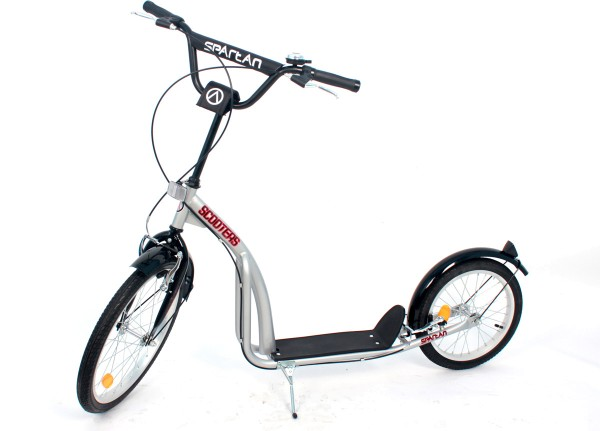 Scooter 20/16 silber, 2324