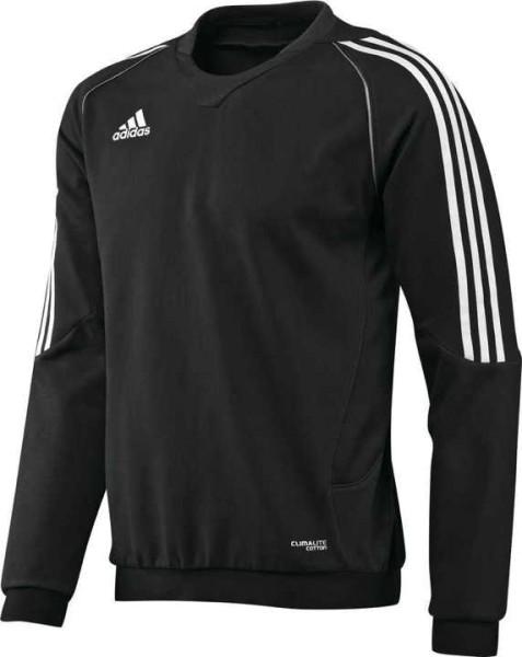 T12 Team- Crew Sweater Männer schwarz X13119