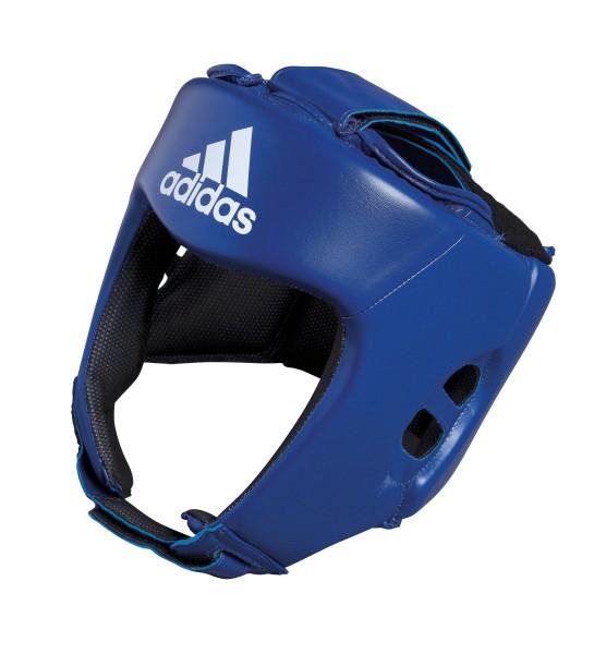 adidas Kopfschutz Amateur Boxing Headguard blau, AIBAHT