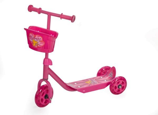 Kids Scooter für Mädchen, 3-5 Jahre, 2314