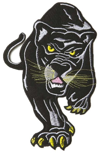 Patch Panther groß