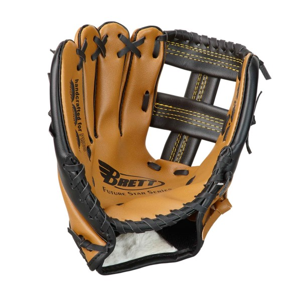"Brett Allround Baseball Fielding Glove Handschuh 10"", 1123L (Lefty)"