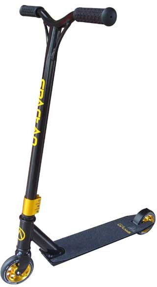 Stunt Scooter gold, 229401