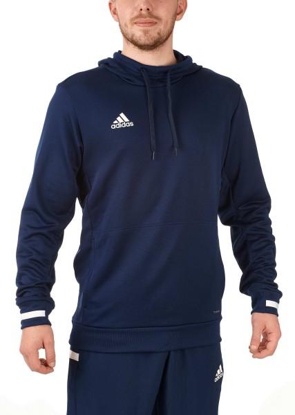 adidas T19 Hoodie Männer blau/weiß, DY8825
