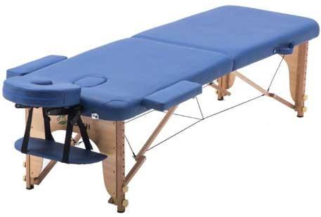 Massage Bett Holz, 4501