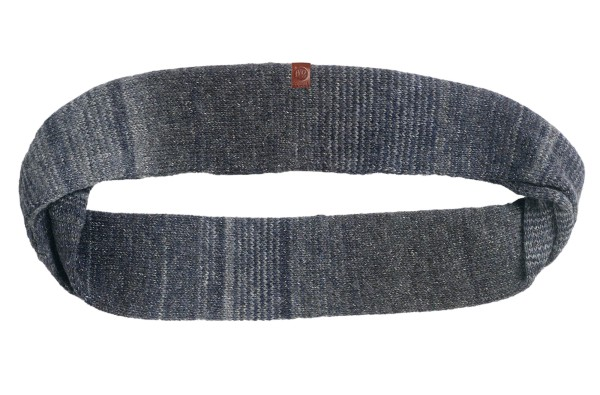 Buff Knitted Infinity Liz Navy, 113562